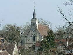 Thumbnail for the L'église Saint-Laurent page.